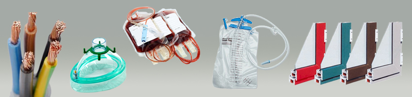 PVC Compounds and Masterbatches